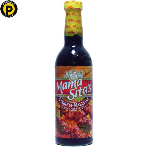 Picture of Mama Sitas BBQ Marinade Bottle 330ml
