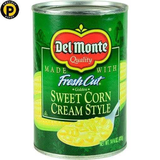 Picture of Del Monte Sweet Corn Cream Style 418g