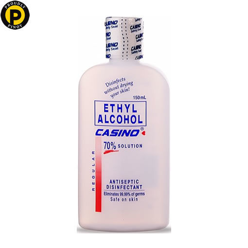 Picture of Casino Ethyl Alcohol 70% 150ml