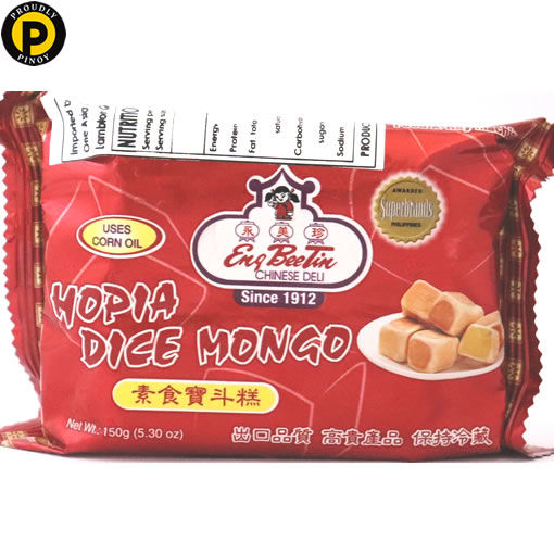Picture of Eng Bee Tin Hopia Dice Mongo 150g