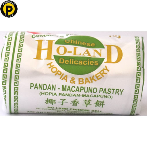 Picture of Holand Hopia Pandan-Macapuno 227g