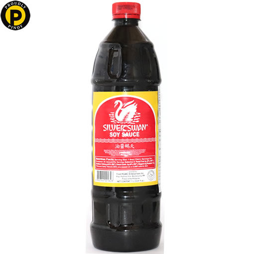 Picture of Silver Swan Soy Sauce 1ltr