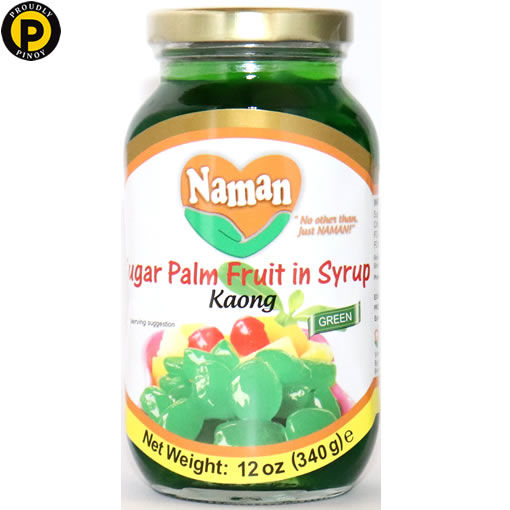 Picture of Naman Palm Fruit Green 340g