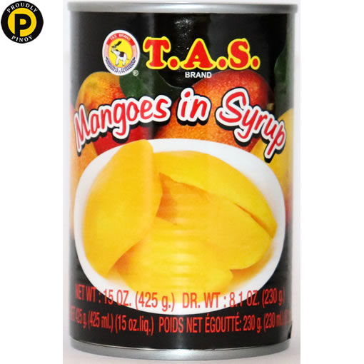 Picture of TAS Mango Sliced in Syrup 425g