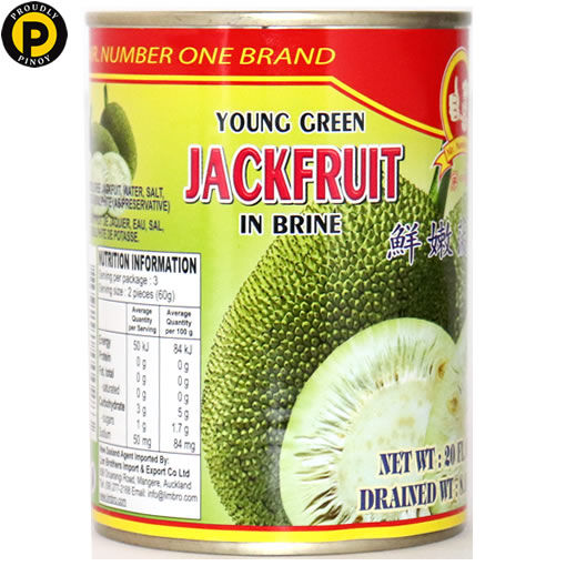 Picture of No.1 Green Jackfruit 565g