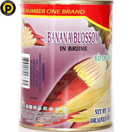 Picture of Mr. Number 1 Banana Blossom in Brine 565g