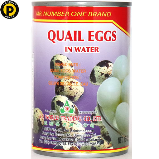 Picture of No.1 Quail Eggs in Brine 200g