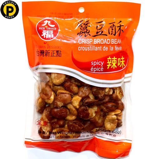 Picture of Nice Choice Fried Broad Bean Spicy 160g