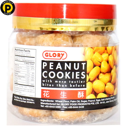 Picture of Glory Peanut Cookies 300g