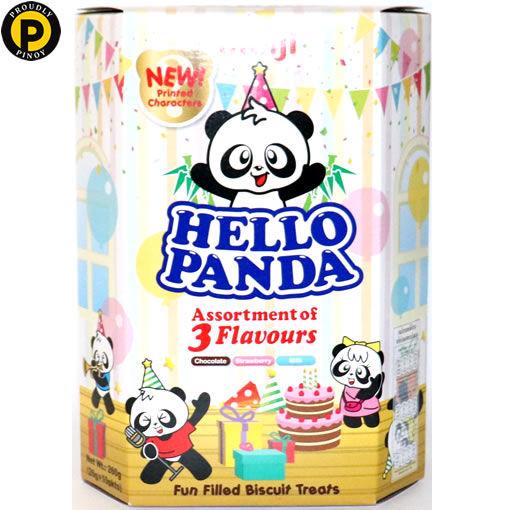 Picture of Hello Panda Jumbo Assorted 260g