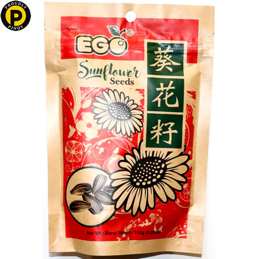 Picture of EGO Sunflower Seed 150g