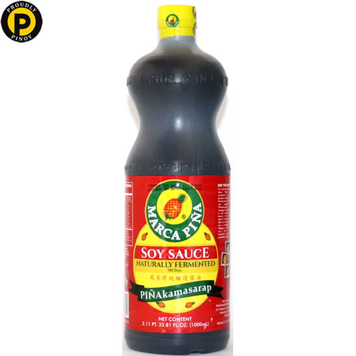 Picture of Marca Pina Soy Sauce Special 1L