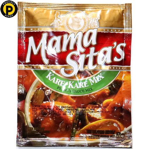 Picture of Mama Sitas Kare Kare Peanut Stew 75g