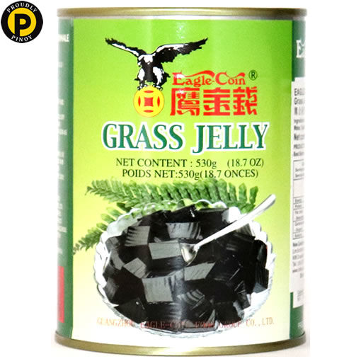 Picture of Eagle Coin Grass Jelly 530g