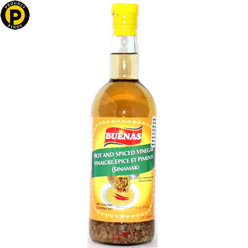 Picture of Buenas Spiced Vinegar 750ml
