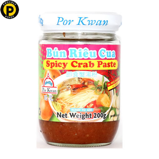 Picture of Por Kwan Spicy Crab Paste 200g