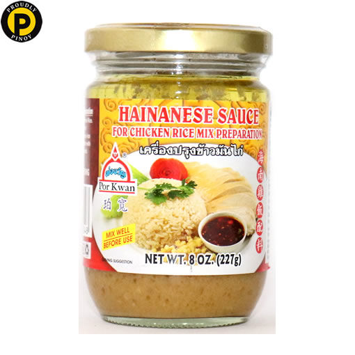 Picture of Por Kwan Hainanese Chicken Rice Sauce 227g