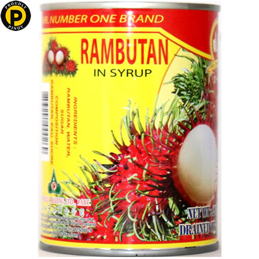 Picture of No.1 Rambutan in Syrup 565G