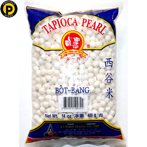 Picture of No.1 Tapioca Pearl Large 400g