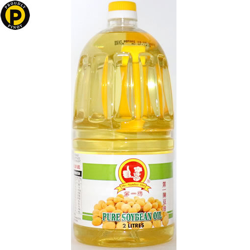 Picture of No.1 Pure Soyabean Oil 2Ll