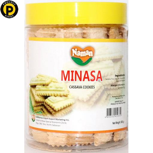 Picture of Naman Minasa (Cassava Cookies) 550g