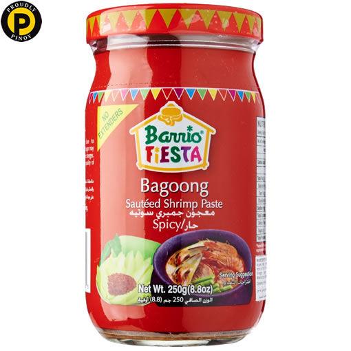 Picture of Barrio Fiesta Shrimp Paste Spicy 250g