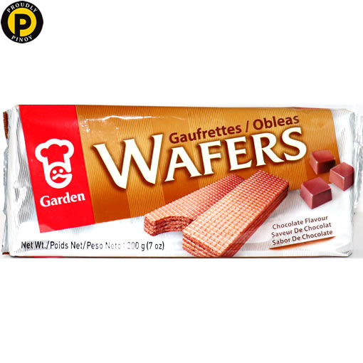 Picture of Garden Chocolate Wafer 200g