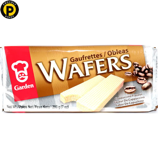 Picture of Garden Cappucino Wafer 200g