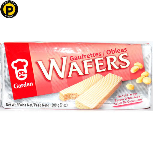 Picture of Garden Peanut Wafers 200g