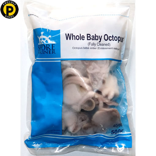 Picture of Shore Mariner Octopus Baby 500g
