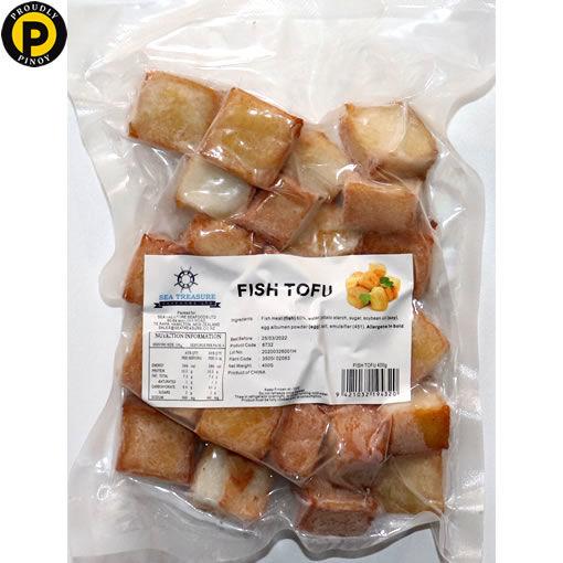 Picture of Sea Treasure Fish Tofu 400g