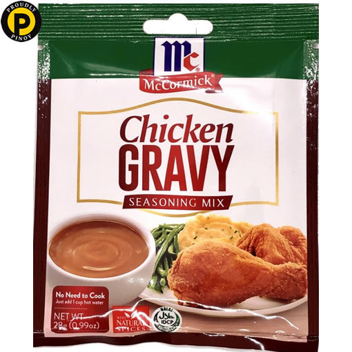 Picture of McCormick Chicken Gravy 28g