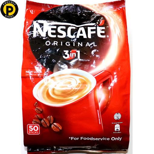Picture of Nescafe Blend & Brew Original 50x19g