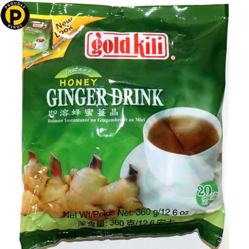 Picture of Gold Kili Instant Ginger Drink 360g