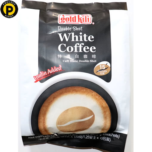 Picture of Gold Kili Double Shot White Coffee 525g
