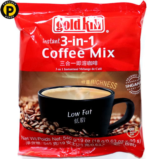 Picture of Gold Kili Instant Coffee Mix 540g