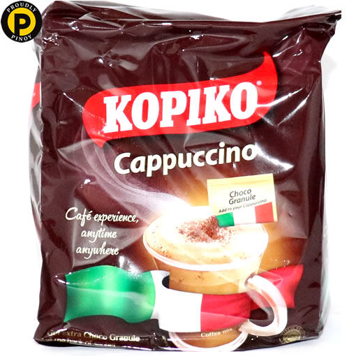 Picture of Kopiko Cappuccino Pack 10x25g