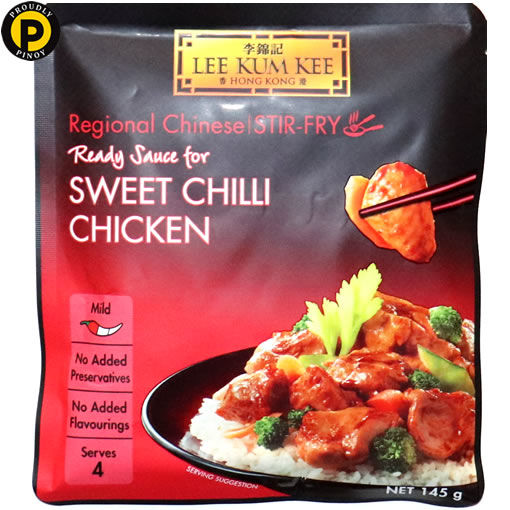 Picture of Lee Kum Kee Sweet Chili Chicken 145g