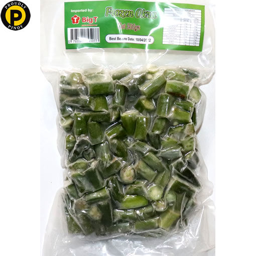 Picture of BT Okra Sliced 500g