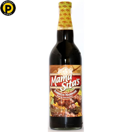 Picture of Mama Sitas BBQ Marinade 680ml