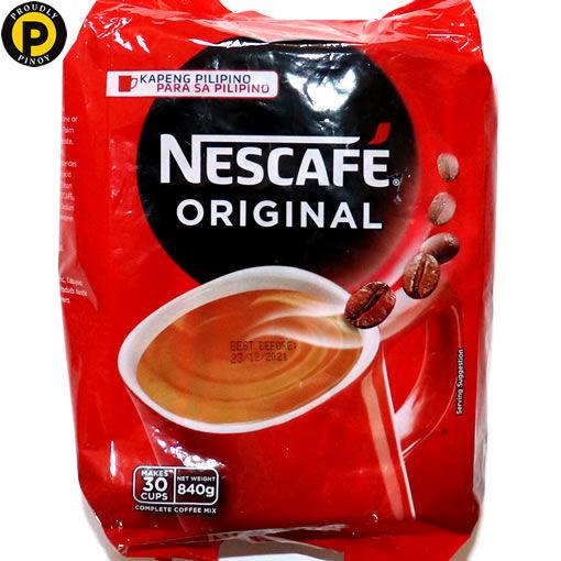 Picture of Nescafe Blend & Brew Original 30x28g