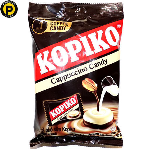 Picture of Kopiko Strong & Rich Cappuccino Candy 150G