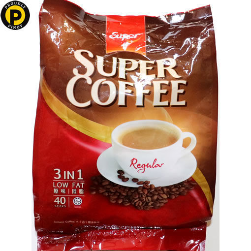 Picture of Super 3in1 Coffee Regular Low Fat 20g