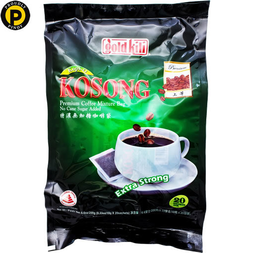 Picture of Gold Kili Kopi-O Kosong (Black Coffee) 200g