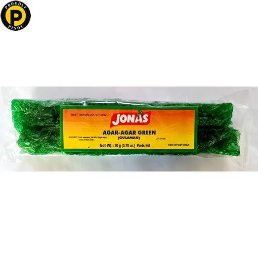 Picture of Jonas Agar Agar Green 2g