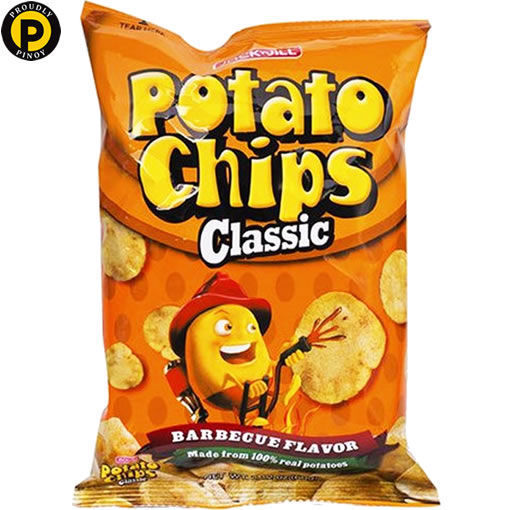 Picture of Jack & Jill Potato Chips Barbeque 60g
