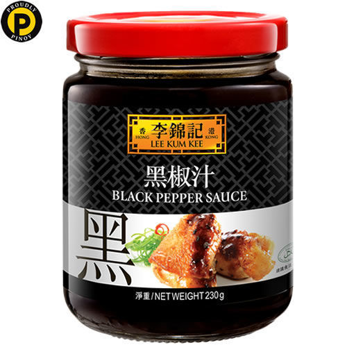 Picture of Lee Kum Kee Black Pepper Sauce 230g