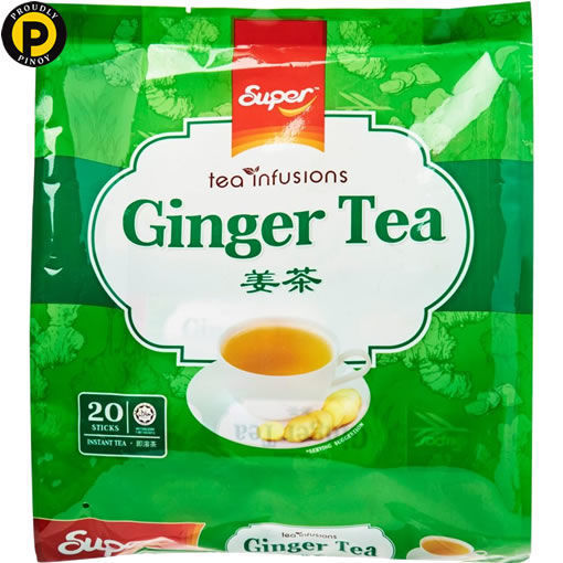 Picture of Super Ginger Tea 20x20g