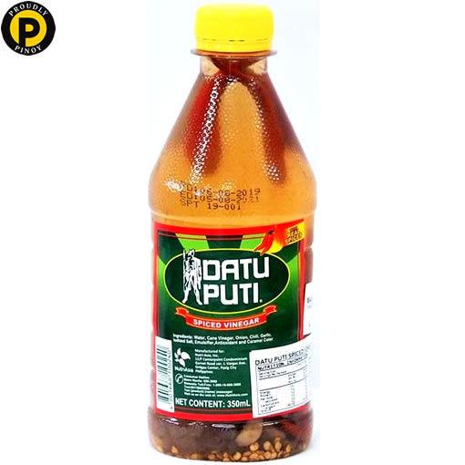 Picture of Datu Puti Spiced Vinegar 350ml ( Local)