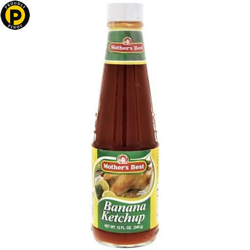 Picture of Mothers Best Banana Ketchup 560G